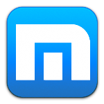 Логотип Maxthon Cloud Browser
